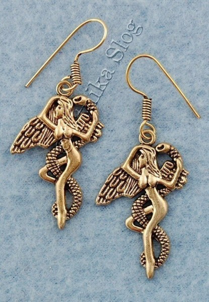 EARRINGS - METAL MB-OR25-10 - Oriente Import S.r.l.