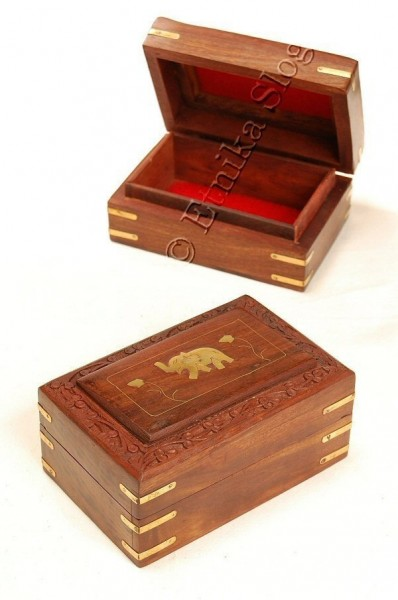WOODEN BOX BX-INT10-01 - Oriente Import S.r.l.