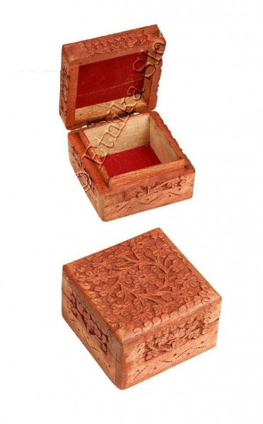 WOODEN BOX BX-INT07 - Oriente Import S.r.l.