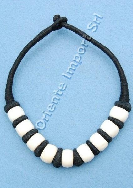BONE NECKLACES OS-CLSET100-10 - Oriente Import S.r.l.