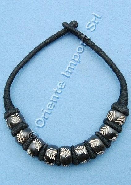 BONE NECKLACES OS-CLSET100-11 - Oriente Import S.r.l.