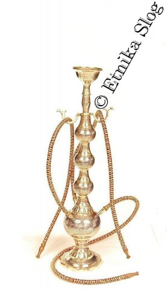 WATERPIPES IN BRASS AF-NH01-02 - Oriente Import S.r.l.