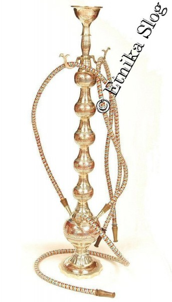 WATERPIPES IN BRASS AF-NH02-02 - Oriente Import S.r.l.