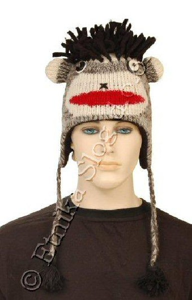 FIGURE ANIMAL HATS AB-BLC12-11 - Oriente Import S.r.l.