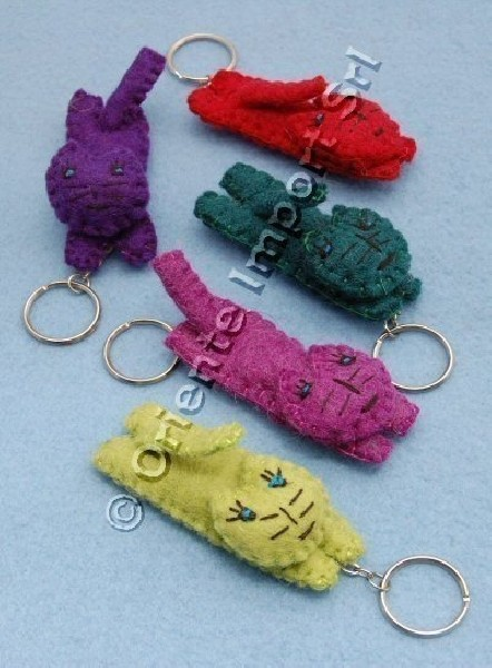 KEYCHAINS LC-PCH03 - Oriente Import S.r.l.