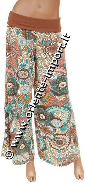 COTTON AND ELASTANE TROUSERS AB-BPS03F - Oriente Import S.r.l.