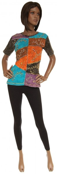 TOPS WITH EMBROIDERY AB-BTM01 - Oriente Import S.r.l.