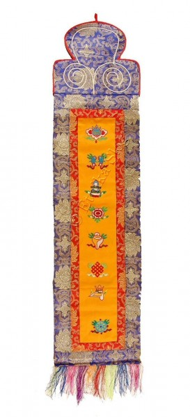 TIBETAN FLAGS AND DECORATIVE BANDS AR-NP03 - Oriente Import S.r.l.