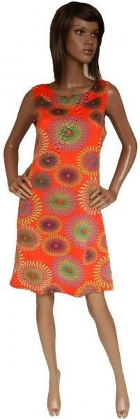SUMMER SLEEVELESS JERSEY DRESSES AB-BDS21E - Oriente Import S.r.l.