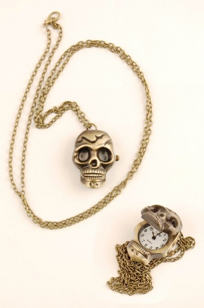 NECKLACES - METAL OR-ME01-TESCHIO - Oriente Import S.r.l.