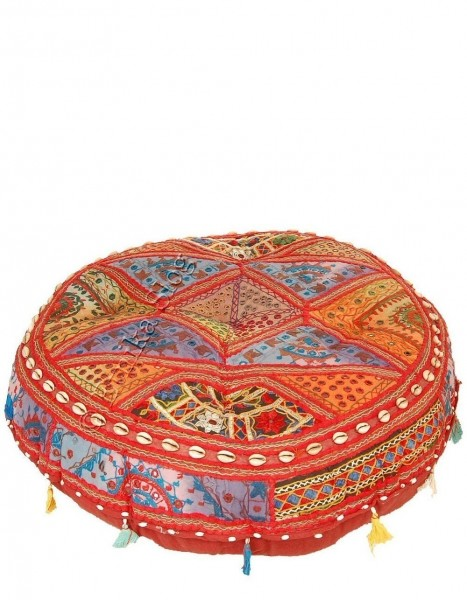INDIAN PILLOWS POUF CS-GP01 - Oriente Import S.r.l.