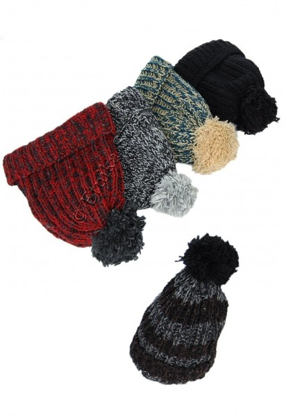 WINTER HATS AB-BL37 - Oriente Import S.r.l.