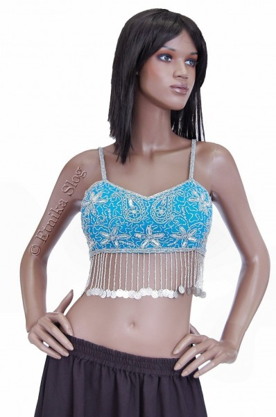 TOP DANZA DEL VENTRE DV-TOP74-2 - Oriente Import S.r.l.