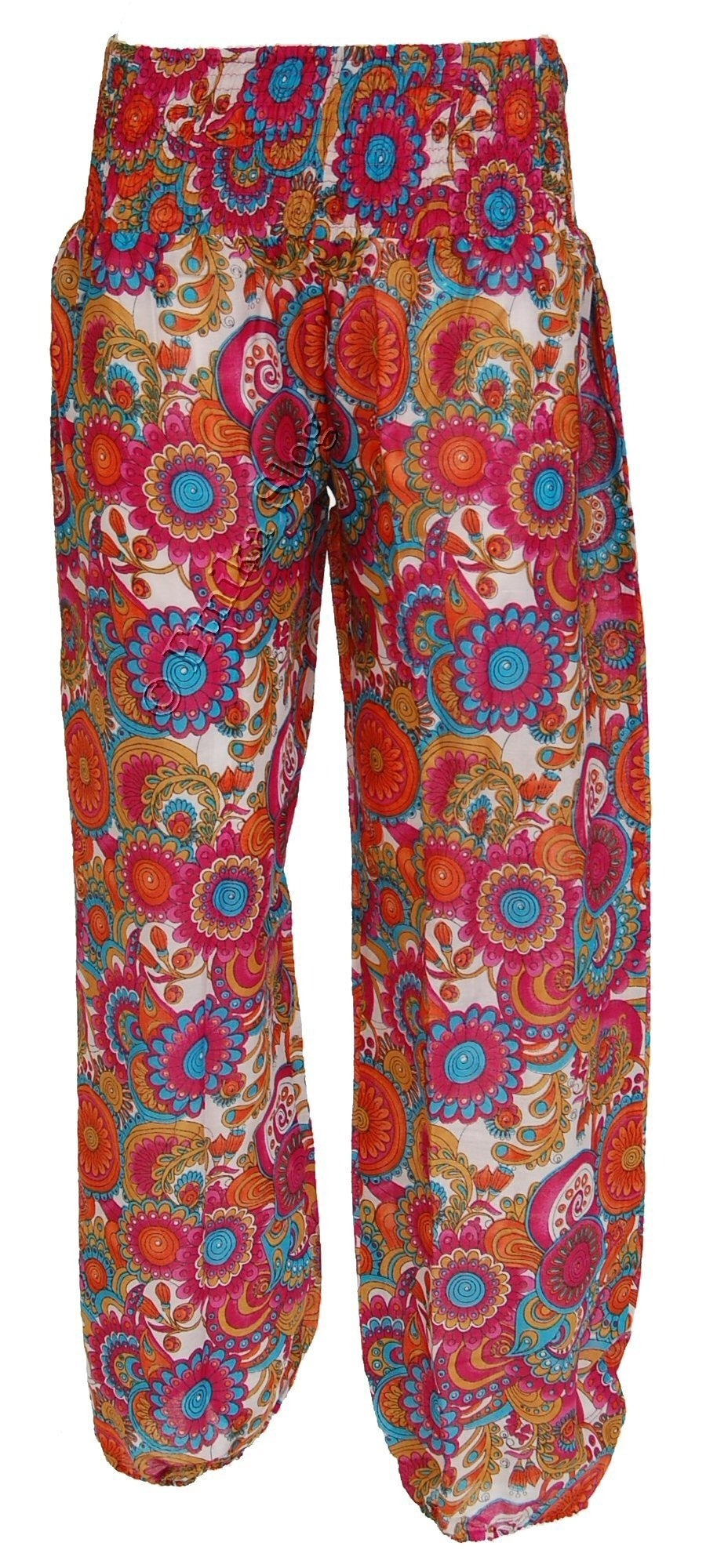 SUMMER COTTON TROUSERS AB-DSP03 - Oriente Import S.r.l.