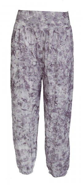 SUMMER COTTON TROUSERS AB-DSP06 - com Etnika Slog d.o.o.