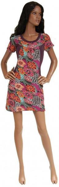 DRESSES - SHORT SLEEVES - SLEEVELESS - AUTUMN/WINTER AB-MRS258AT - Oriente Import S.r.l.