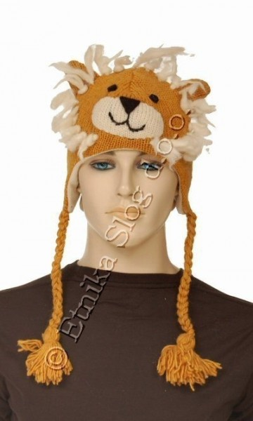 FIGURE ANIMAL HATS AB-BLC12-81 - Oriente Import S.r.l.