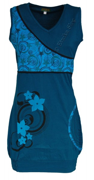 SHORT SLEEVE AND SLEEVELESS COTTON DRESSES AB-WSV07 - Oriente Import S.r.l.