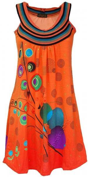 SUMMER SLEEVELESS JERSEY DRESSES AB-MRS005-P3 - Oriente Import S.r.l.
