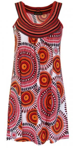 SUMMER SLEEVELESS JERSEY DRESSES AB-MRS005-P2 - Oriente Import S.r.l.