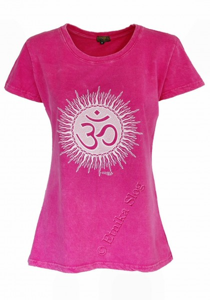 WOMEN T-SHIRT AND TOP WITH PRINTS AB-NPM03-1 - Oriente Import S.r.l.
