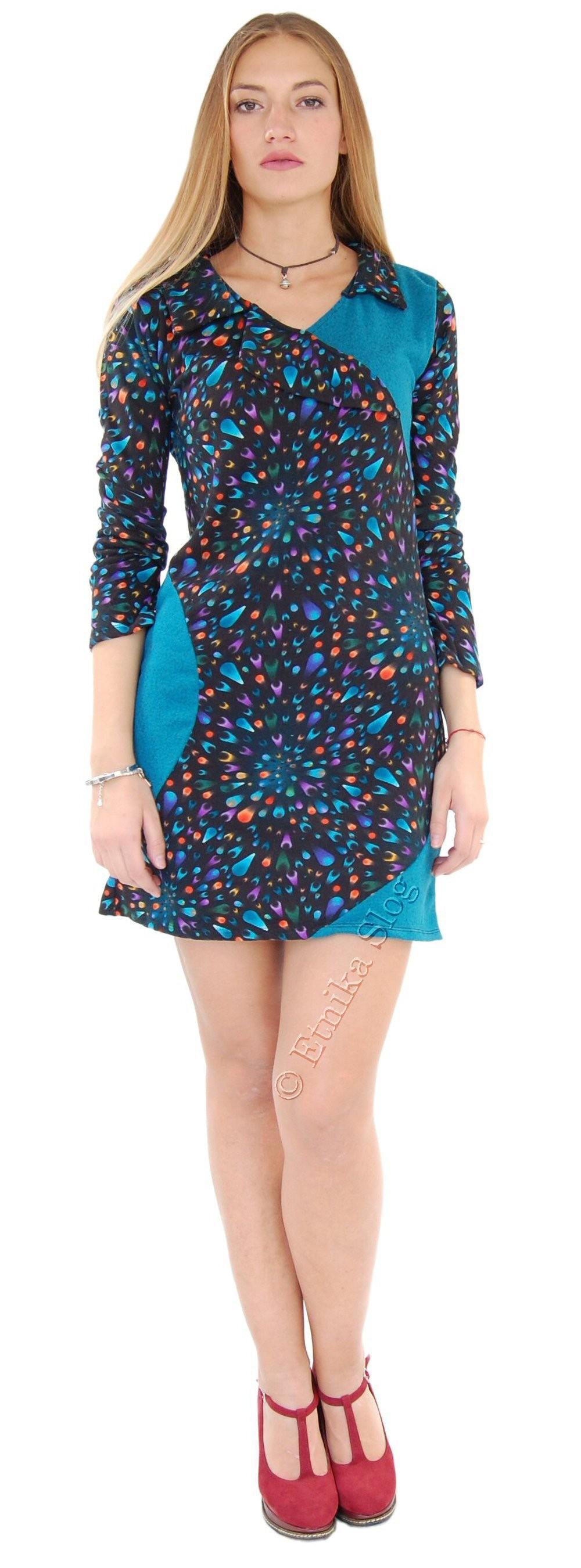-20% DRESSES - LONG SLEEVES - AUTUMN/WINTER AB-MRS160AC - Oriente Import S.r.l.