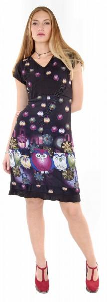 DRESSES - SHORT SLEEVES - SLEEVELESS - AUTUMN/WINTER AB-MRW214AX - Oriente Import S.r.l.