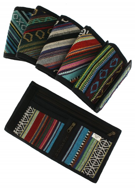 WALLETS IN COTTON PF-NP01 - com Etnika Slog d.o.o.