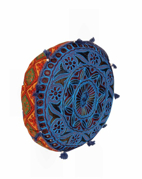 INDIAN PILLOWS POUF CS-INM03 - Oriente Import S.r.l.