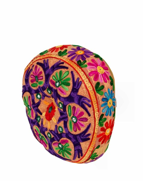 INDIAN PILLOWS POUF CS-INM07-02 - Oriente Import S.r.l.