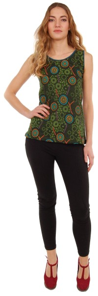 T-SHIRT - WOMAN EMBROIDERY AB-BST14 - Oriente Import S.r.l.