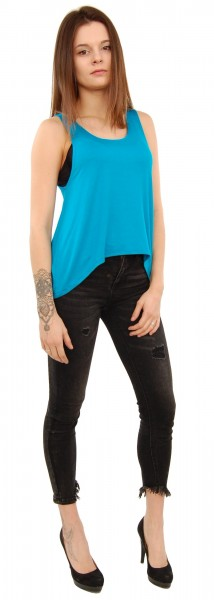 SINGLE COLOR SUMMER JERSEY TOPS AB-MRT302TU - Oriente Import S.r.l.