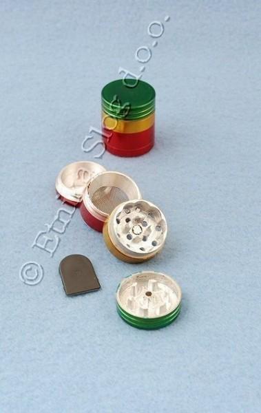 GRINDER IN METALLO AF-GRM04-01 - Oriente Import S.r.l.
