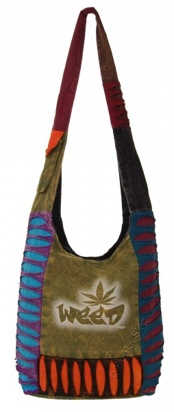 SHOULDER BAG - STONEWASH COTTON BS-NE05-33 - Oriente Import S.r.l.