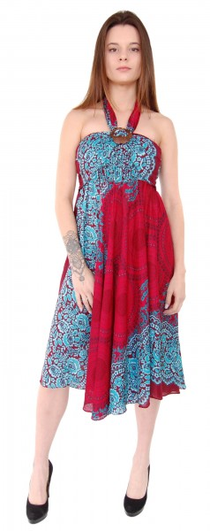 VISCOSE - SUMMER CLOTHING AB-BCK04AG-DRESS - Oriente Import S.r.l.