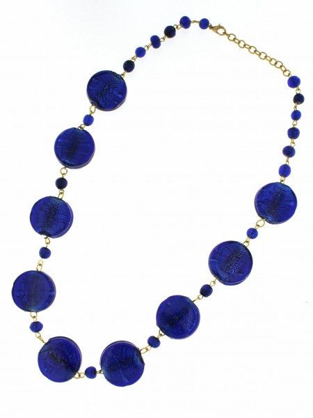 NECKLACES - GLASS VE-CL25 - Oriente Import S.r.l.