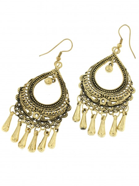 EARRINGS - METAL MB-OR200-10 - com Etnika Slog d.o.o.