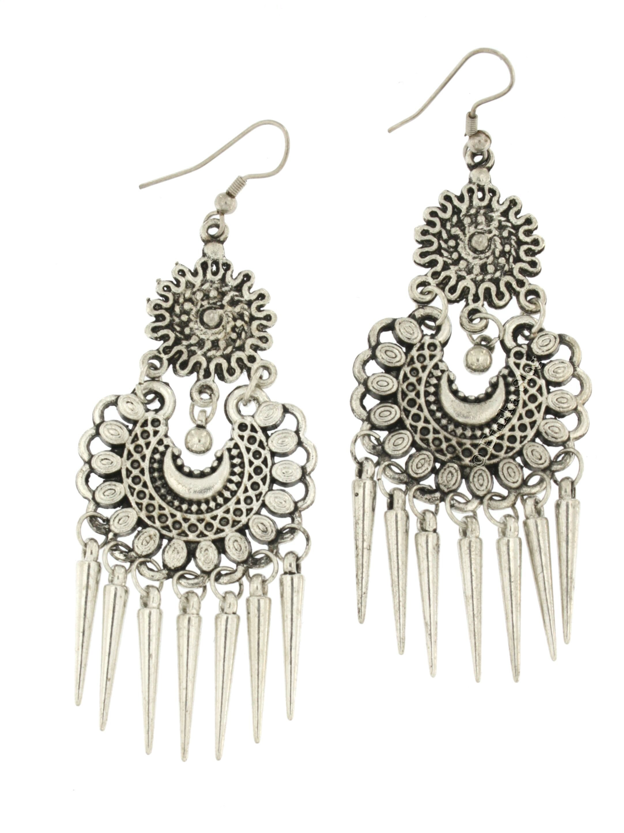 EARRINGS - METAL MB-OR200-13 - com Etnika Slog d.o.o.