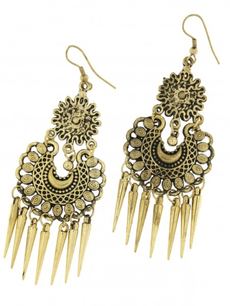 EARRINGS - METAL MB-OR200-14 - com Etnika Slog d.o.o.