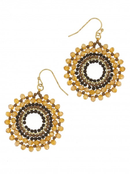 EARRINGS - METAL MB-OR50 - Oriente Import S.r.l.