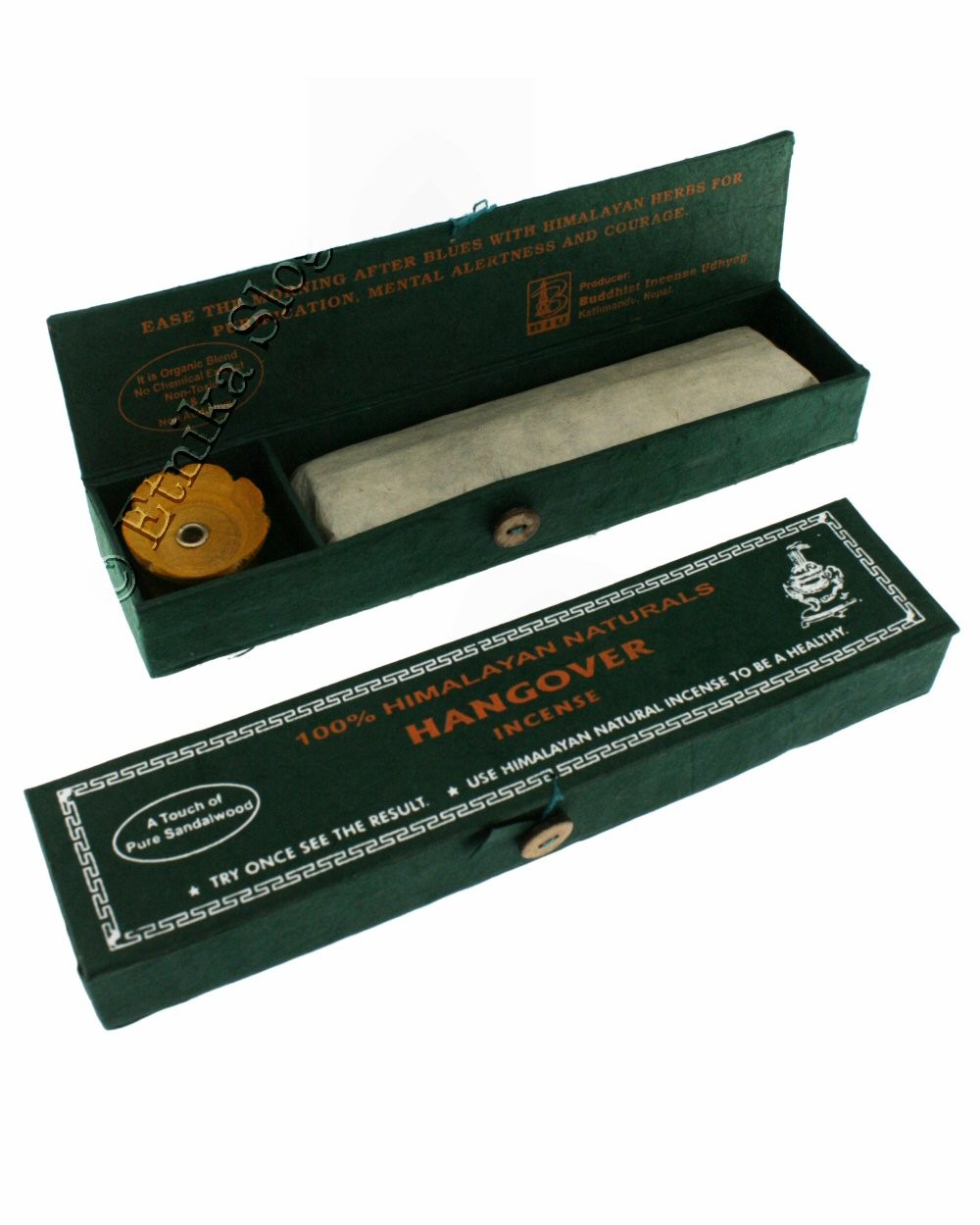 TIBETAN INCENSE AND INCENSE HOLDERS INC-BT016-04 - Oriente Import S.r.l.