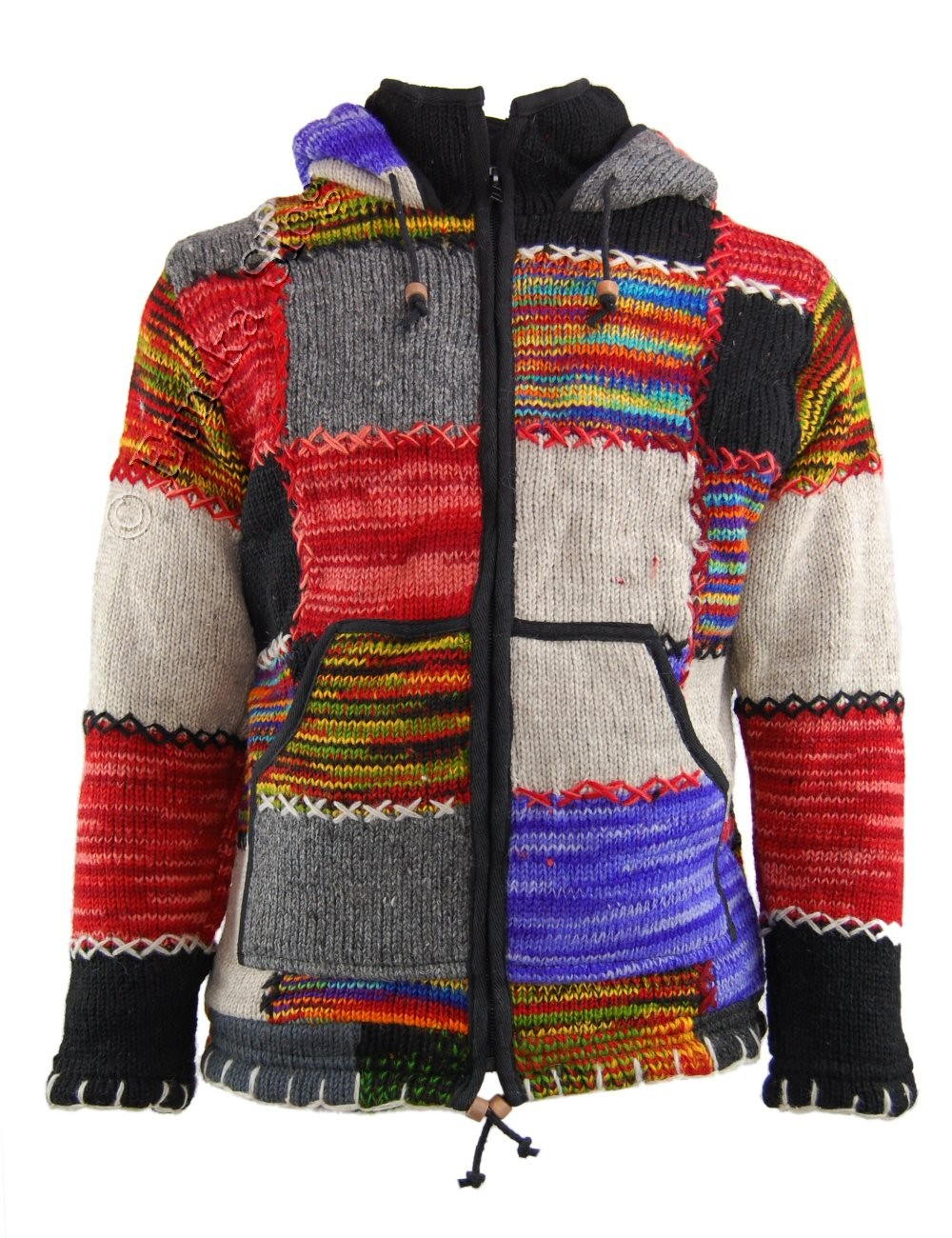 WOOLEN JACKETS, PONCHOS AND SWEATERS AB-GL32 - Oriente Import S.r.l.