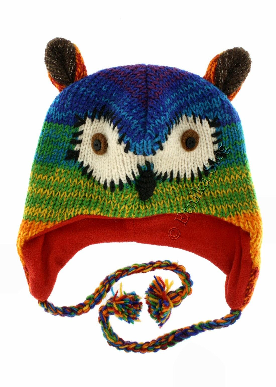 FIGURE ANIMAL HATS AB-BLC14-10 - Oriente Import S.r.l.