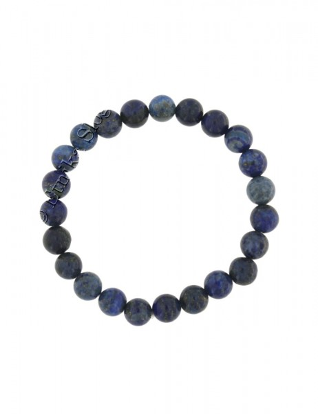 STONE BRACELET OF 8 - 10 mm - WITH ELASTIC PD-BR32-01 - Oriente Import S.r.l.