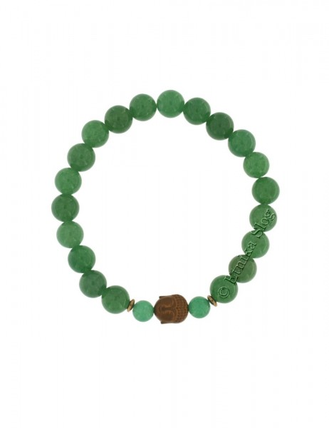 BEADS OF 08 MM - BUDDHA PD-BR10-04 - Oriente Import S.r.l.