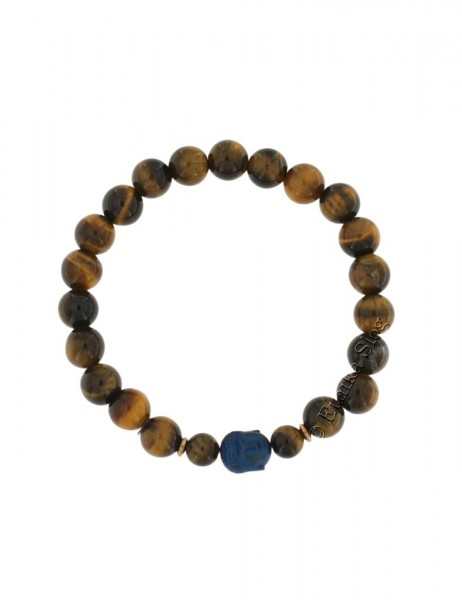 BEADS OF 08 MM - BUDDHA PD-BR12-02 - Oriente Import S.r.l.