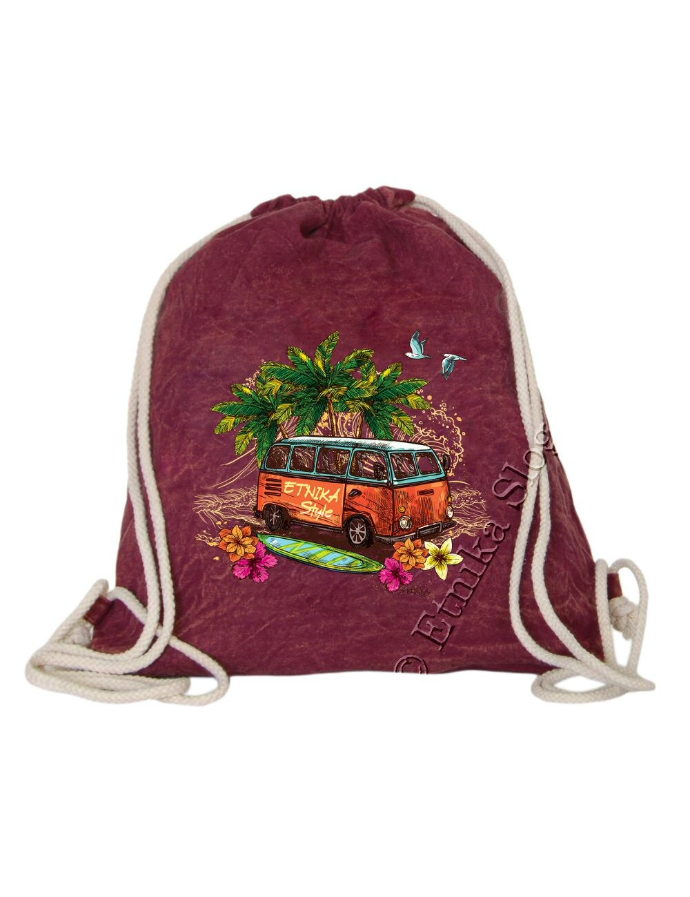 PRINTED COTTON BACKPACKS BS-ZC36-35 - Oriente Import S.r.l.