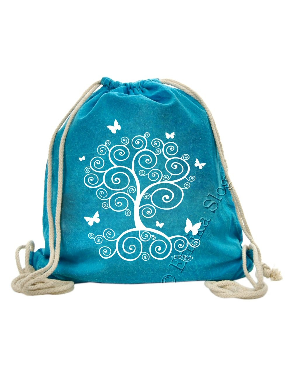 UNICOLOR BAGGY BACKPACKS WITH PRINTS BS-ZC36-12 - Oriente Import S.r.l.