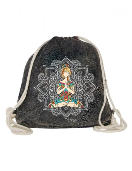 PRINTED COTTON BACKPACKS BS-ZC36-23 - Oriente Import S.r.l.