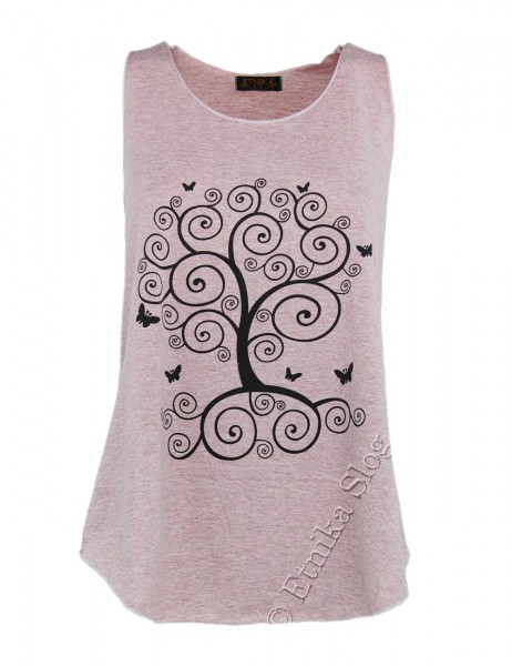 COTTON AND POLYESTER TANK TOPS AB-BCT04-08 - Oriente Import S.r.l.